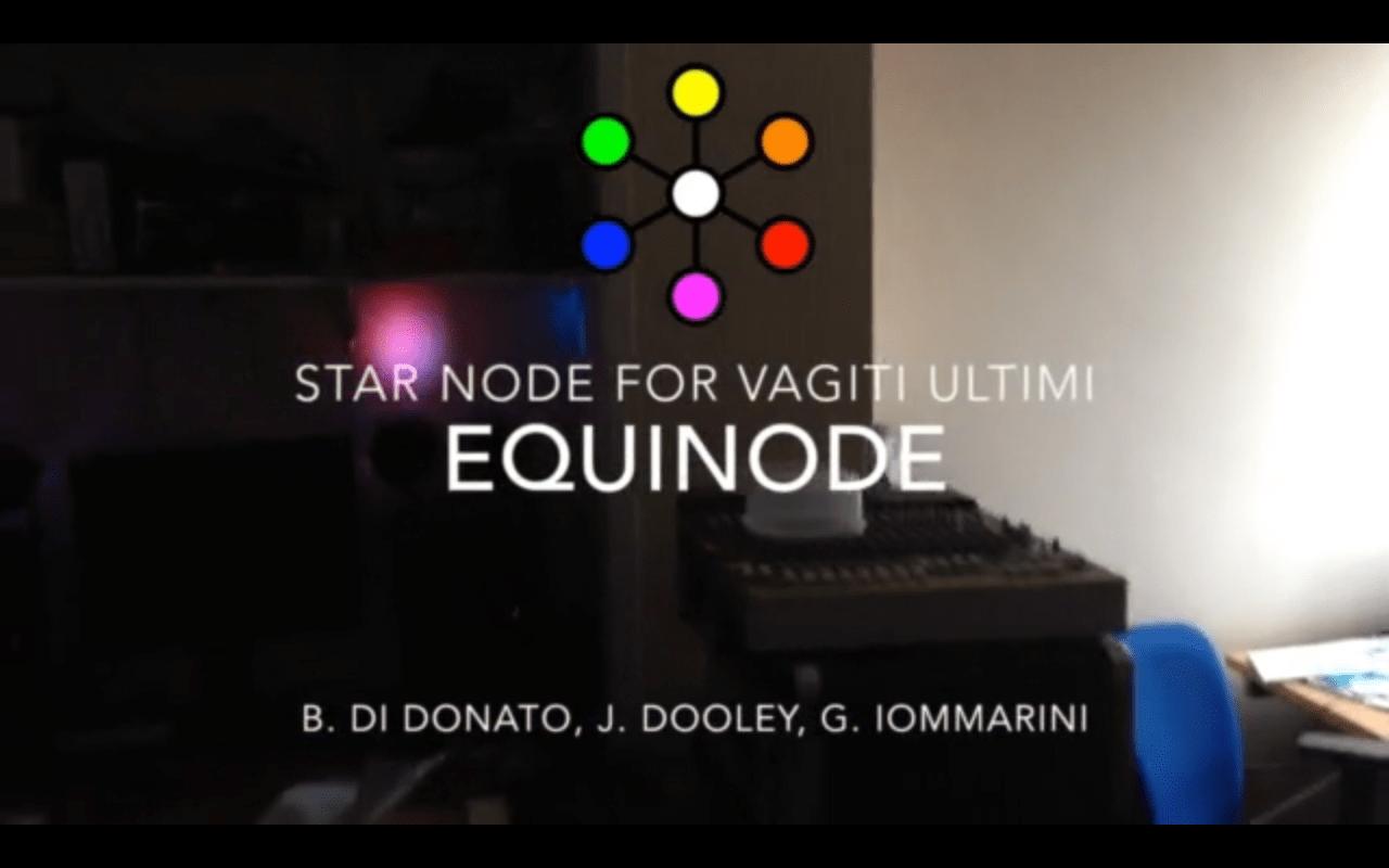 equinode for Vagiti Ultimi Spoiler!
