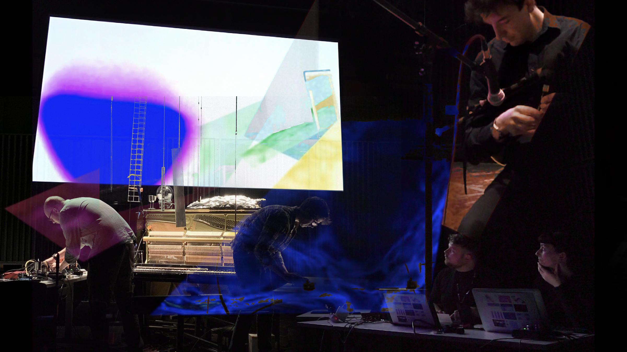 Integra Lab Concert – 27th Feb 2019